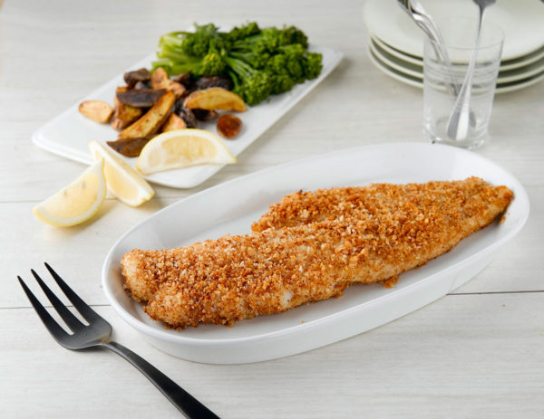 Breaded Seafood Selections