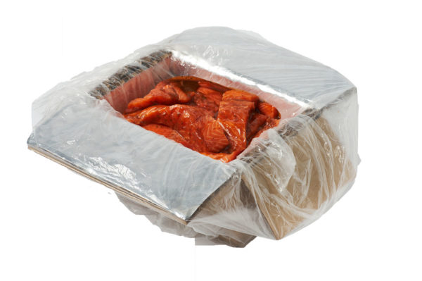 Marinated or Dry Rubbed Seafood